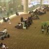 تأجيل مباراة هجر ونجران بسبب احتجاز بعثة هجر في مطار الملك فهد