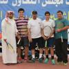 شباب الأخضر يفتتح خليجية التنس اليوم أمام المنتخب الاماراتي