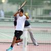 الرئيس العام يرعى حفل تكريم بطل التنس بدر المقيل غداً