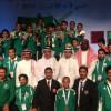 ١٤ ميدالية تتوج الكاراتيه السعودي زعيماً لخليجي ١٣
