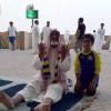 رئيس النصر يُكرم مبارك العيد والعجلان يكافئ الناشئين بعد الفوز على هجر