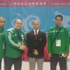 منتخب التايكواندو يحقق ثالث العالم