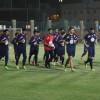بالصور | هجر يستعد لمواجهة النصر ونيبوشا يطالب اللاعبين بنسيان مباراة الهلال