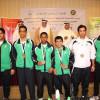 أخضر الإسكواش ثالث بطولة الخليج