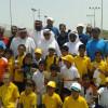 الثقبة لتنس يحقق المركز الاول علي مستوي المملكة في بطولة البراعم
