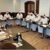 الحكم القطري فهد جابري يقود مباراة التعاون السعودي والنصر الامارتي