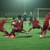 بالصور : تدريبات إعتيادية للاعبي الفيصلي قبل النصر