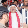تونسي : إبني لن يترشح لرئاسة الوحدة