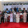 بالصور أمير منطقة الرياض يتوج الفائزين في الجولة الختامية بمهرجان السباقات السعودية الخامس