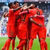 برشلونة يواصل سطوته على اسبانيول في الدربي
