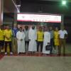 وفد لجنة تطوير كرة القدم السعودية في زيارة للقادسية
