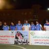 الخندق يقصي عبد الله بن مسعود في أولى لقاءات دوري عاصفة الحزم لسداسيات كرة القدم