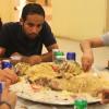 بالصور : الشباب ينهي إعداده للتعاون والرئيس يقيم مأدبة عشاء للاعبين