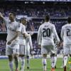 فوز هام لريال مدريد على الميريا بثلاثية نظيفة
