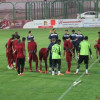 الفريق الأول لكرة القدم يعاود التدريبات وياسين برناوي يشارك بالتدريبات