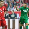 بايرن ميونخ يتعرض لخسارة جديدة من اوجسبورغ في الدوري الالماني