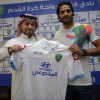بالصور : إدارة الفتح توقع عقداً احترافياً مع احمد المبارك