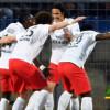 باريس سان جيرمان يكسب مونبلييه و يحقق الدوري الفرنسي