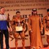 المحيشي بطل وزن 80 ولالي الثاني والدرويش الثاني في وزن ال 70 في بطولة البحرين الدولية