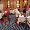 مسرحي يمثل الشطرنج السعودي في بطولة غرب آسيا