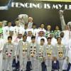 اتحاد المبارزة يكرم لاعبي المنتخب السعودي
