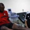وليد عبدالله يصل الرياض و يبدأ علاجه التأهيلي