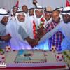 بالصور : إحتفالية وحداوية خاصة بالكابتن بدر هوساوي