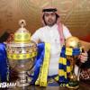 العمراني يدعم شباب النصر بربع مليون و المشيقح يسدد رسوم العضوية