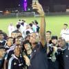 """بالصور : الشباب يحتفي بنجوم الاولمبي ابطال """" كأس فيصل """""""