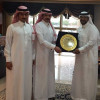 رابطة فرق أحياء الرياض تقدم العضوية الفخرية للعجلان