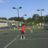 الحقباني الى نهائي بطولة امريكا لناشئي التنس
