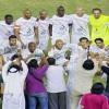 نجوم العالم يتفوقون على السعودية في مباراة خيرية