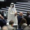 الأمير طلال بن بدر يغادر إجتماع الفيفا أثناء كلمة رئيس الإتحاد الإسرائيلي