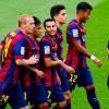 برشلونة لحسم الثنائية في معقله