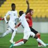 غانا تنتزع تعادلاً قاتلاً من النمسا