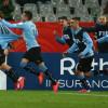 بيريرو يقود أوروجواي للفوز على صربيا