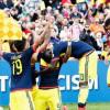 قطر تخسر مواجهتها الأولى أمام كولومبيا
