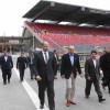 الرئيس العام يزور ستاد اوتاوا في كندا