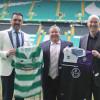 بالصور : هجر يوقع عقد شراكة ضخمة مع سيلتيك الاسكتلندي