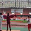 مسرحي يحقق فضية 400م في البطولة الاسيوية