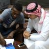 القادسية يجدد عقد هدافه ابو شرارة