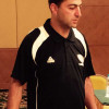 مدرب فلسطين بركات : نقل مباراتنا من فلسطين الي الدمام أربك البرنامج