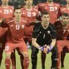 منتخب فلسطين يستضيف الامارات في أول مباراة دولية على أرضه