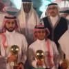 جائزة الكرة الذهبية : السهلاوي أفضل لاعب والسومة الهداف والعنزي أفضل حارس
