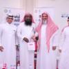 الشيخ الكلباني يزور دورة ابراهيم العفالق لحفظ القرآن الكريم
