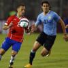 """تشيلي تبحث عن نصف النهائي و""""الثأر"""" أمام أوروجواي"""