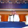 بالصور : رئيس الهلال يلتقي بموظفي النادي