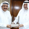الأمير نواف بن محمد يتسلم الدرع التكريمي من الإتحاد الأسيوي
