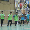 ٨٠ لاعب يشاركون في تجمع الصالات بالمدينة المنورة