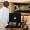 ديمبا با : احب إرتداء الثوب السعودي واتعاطف مع نادي الهلال